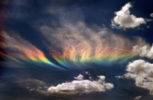 Circumhorizon arc (The Rarest Rainbow)