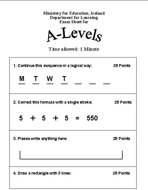 A Level Qns