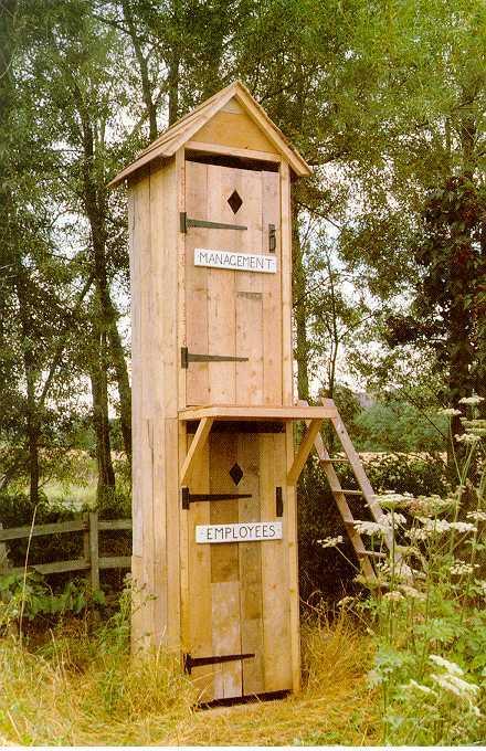 Company Toilet