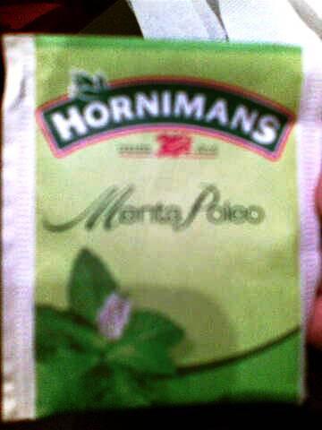 Spanish Tea Bag
