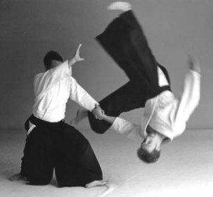 Aikido Throw