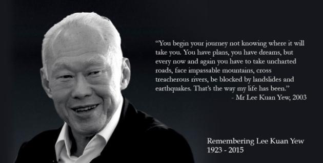 Rembering Lee Kuan Yew